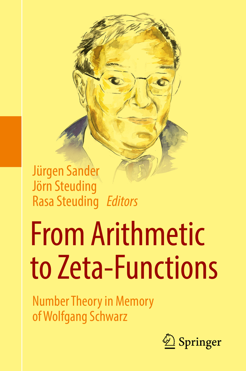 Sander, Jürgen - From Arithmetic to Zeta-Functions, ebook