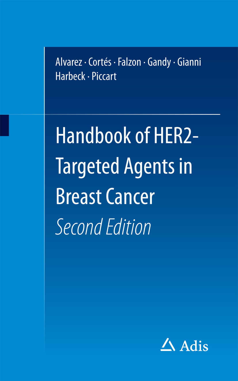 Alvarez, Ricardo H - Handbook of HER2-Targeted Agents in Breast Cancer, ebook