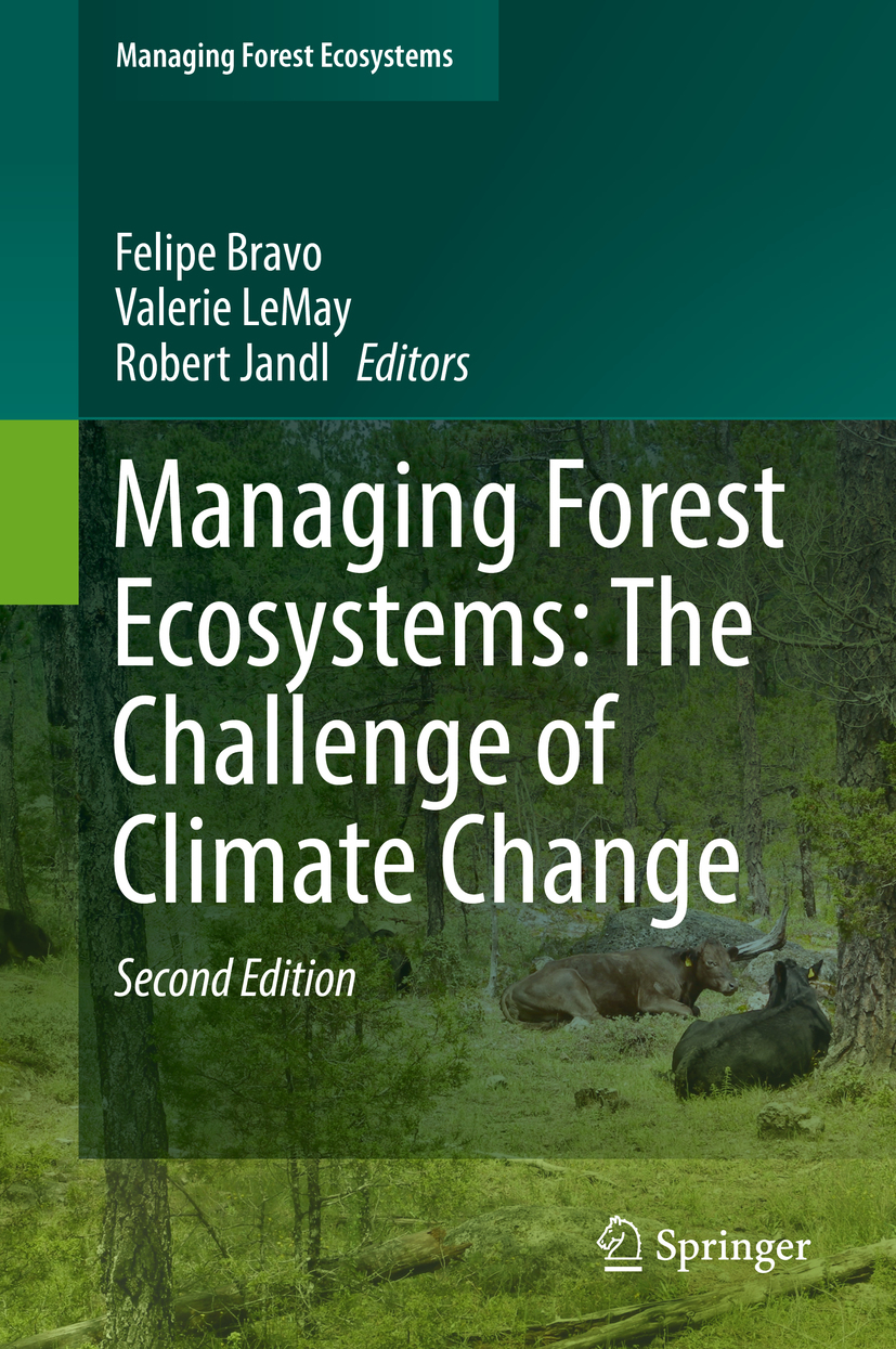 Bravo, Felipe - Managing Forest Ecosystems: The Challenge of Climate Change, ebook