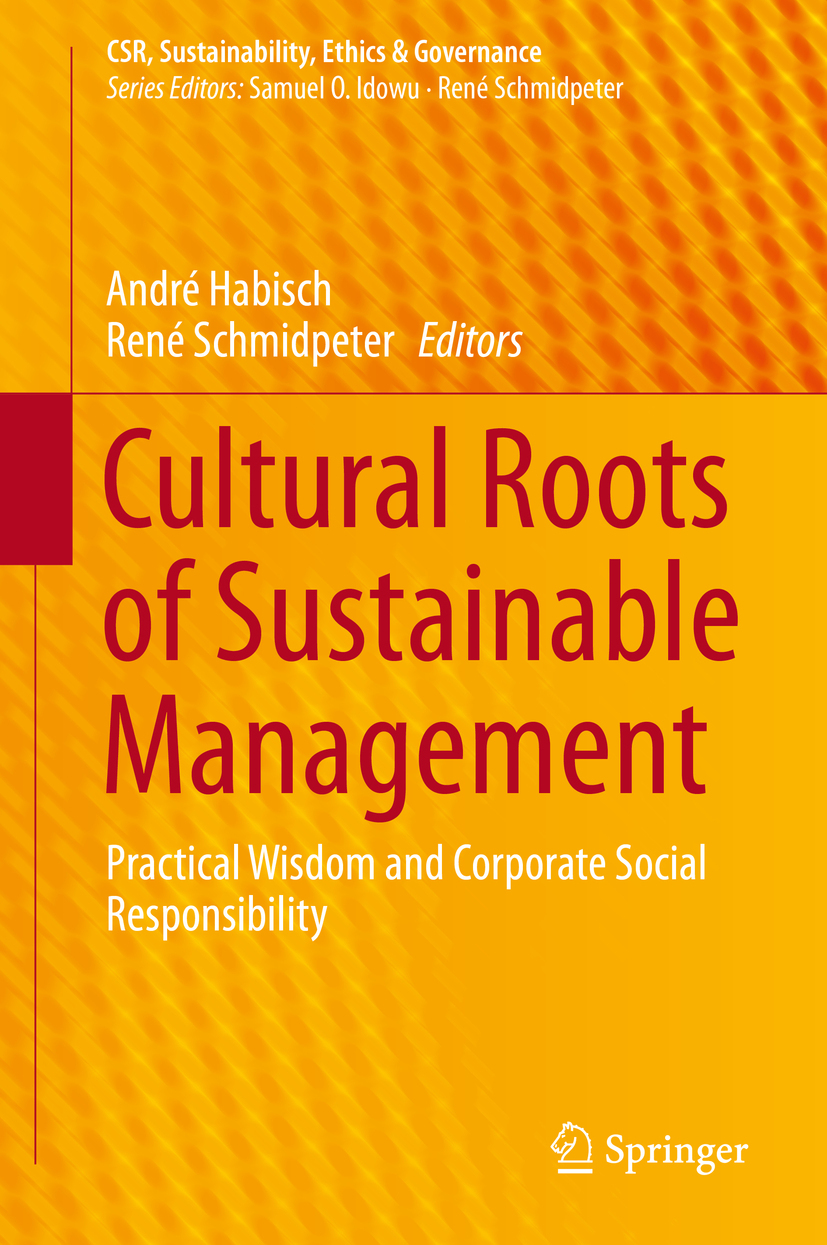 Habisch, André - Cultural Roots of Sustainable Management, ebook