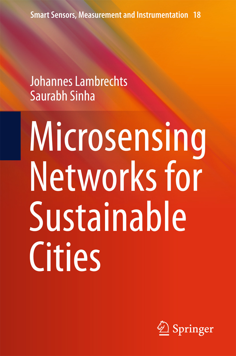 Lambrechts, Johannes - Microsensing Networks for Sustainable Cities, ebook