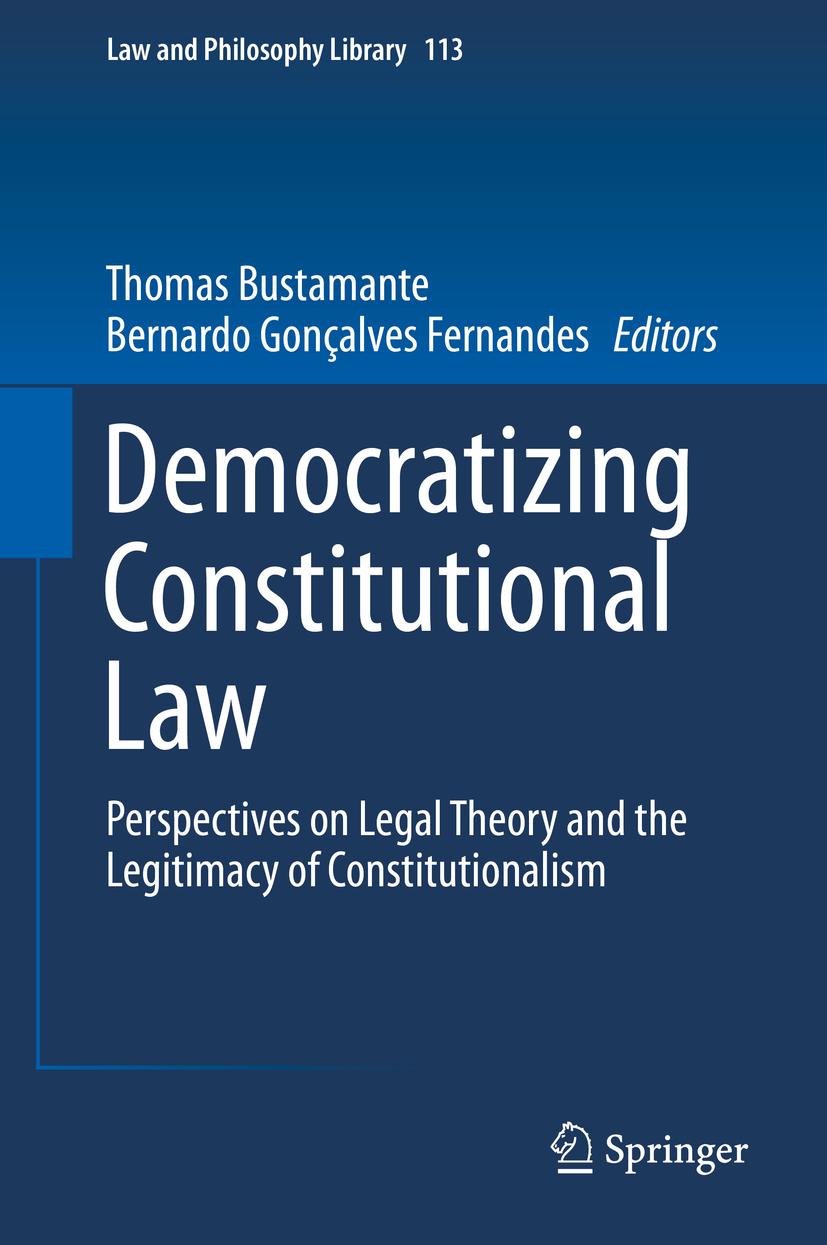 Bustamante, Thomas - Democratizing Constitutional Law, ebook