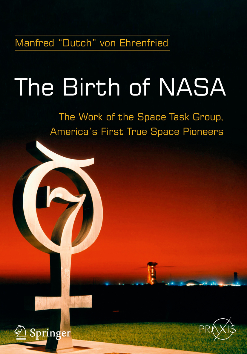 Ehrenfried, Dutch von - The Birth of NASA, ebook
