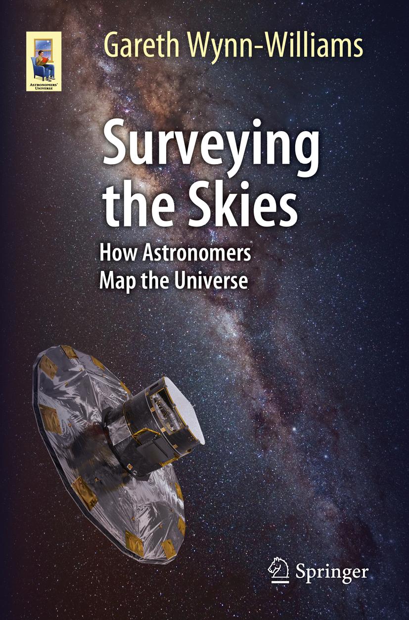 Wynn-Williams, Gareth - Surveying the Skies, ebook