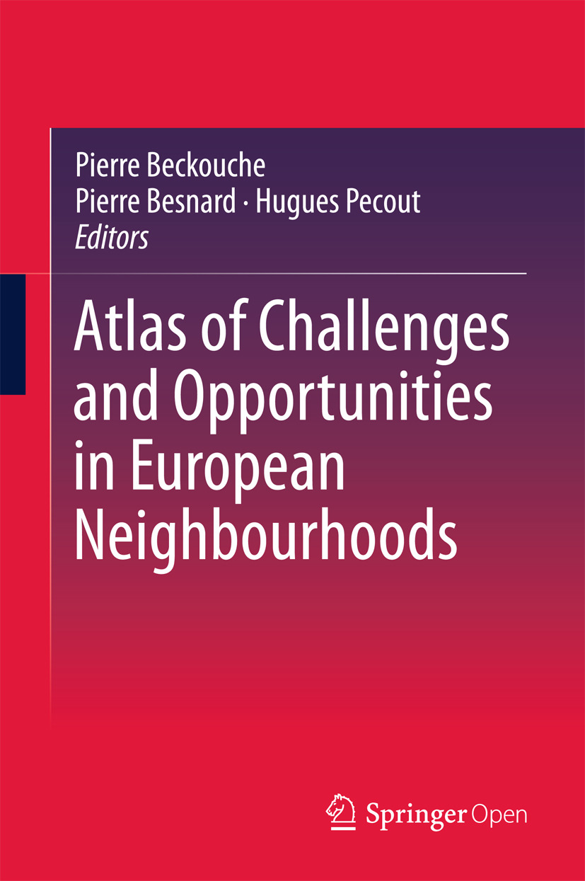 Beckouche, Pierre - Atlas of Challenges and Opportunities in European Neighbourhoods, ebook