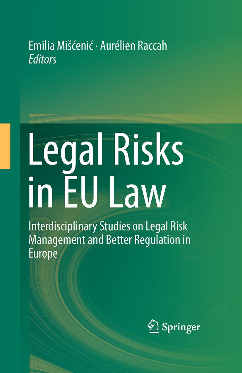 Mišćenić, Emilia - Legal Risks in EU Law, ebook