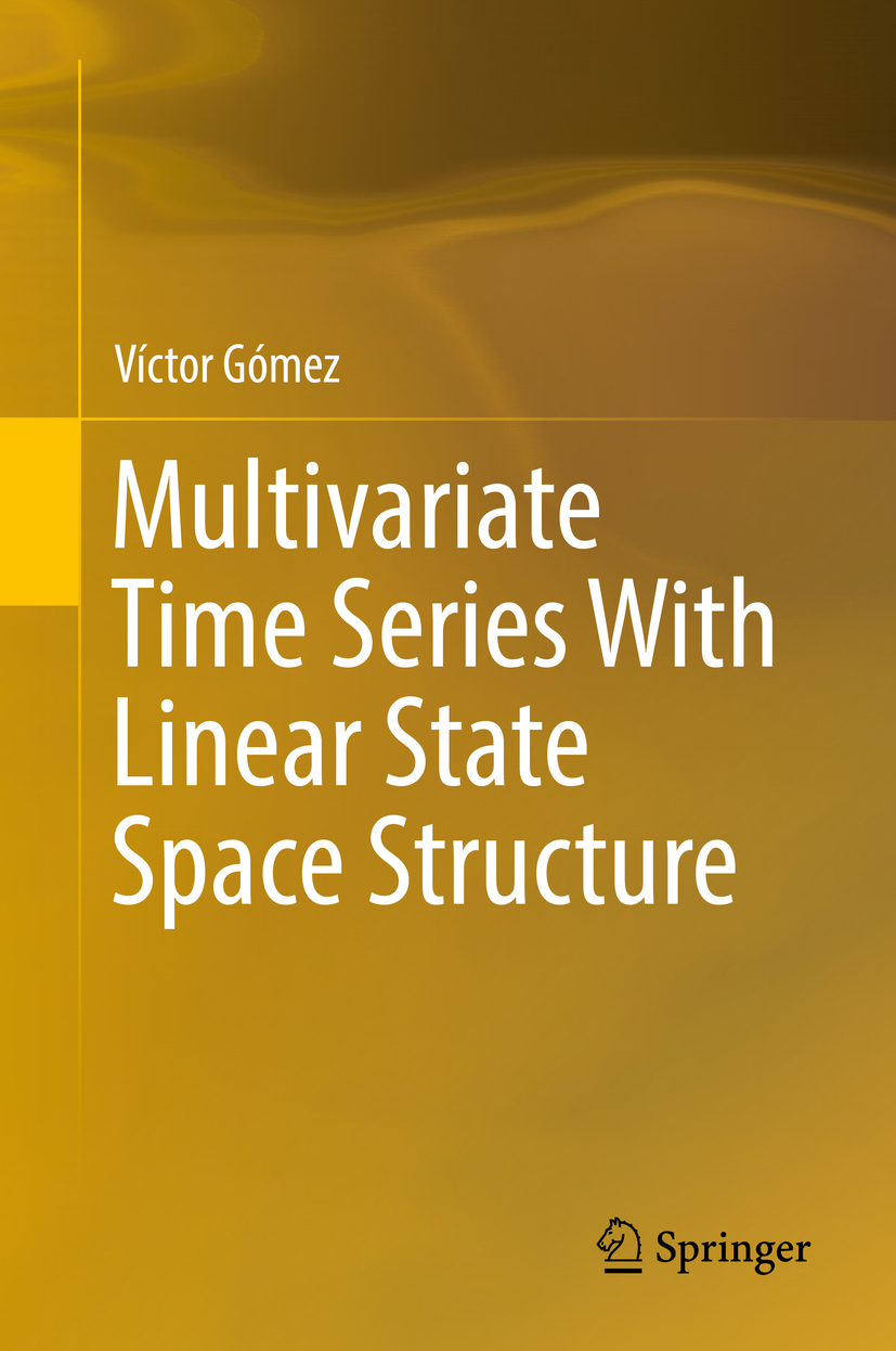 Gómez, Víctor - Multivariate Time Series With Linear State Space Structure, ebook
