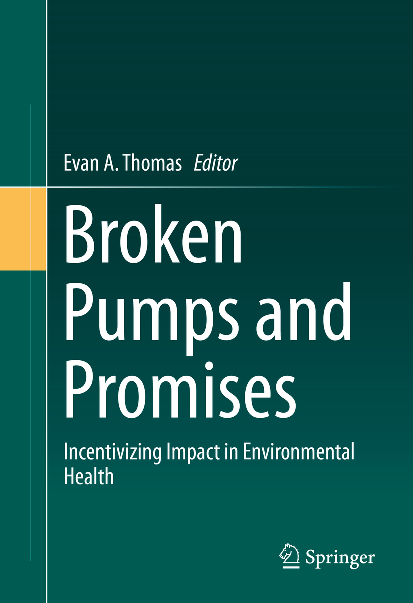 Thomas, Evan A. - Broken Pumps and Promises, ebook