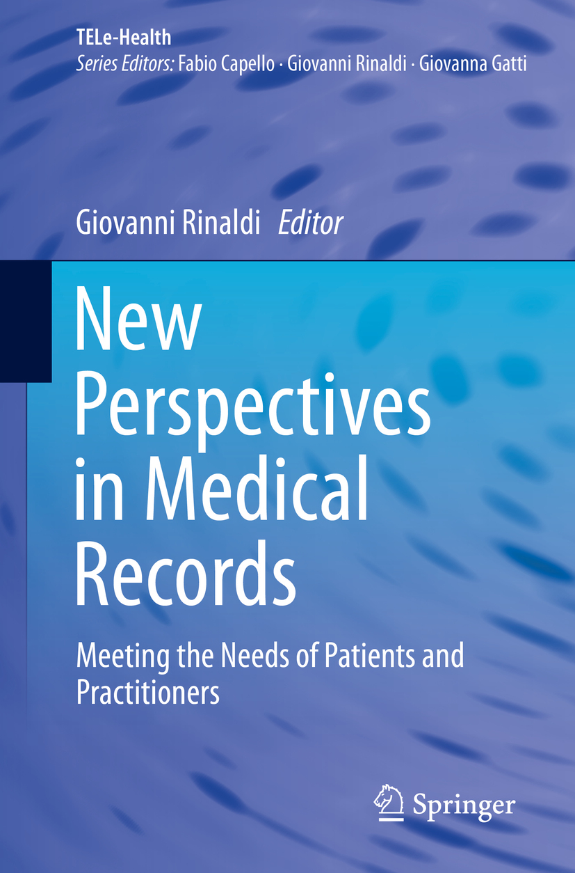 Rinaldi, Giovanni - New Perspectives in Medical Records, ebook
