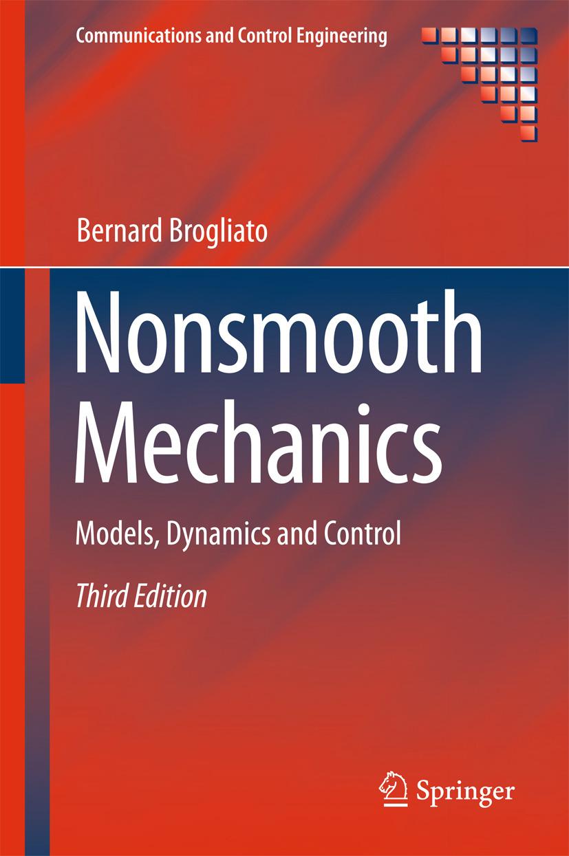 Brogliato, Bernard - Nonsmooth Mechanics, ebook