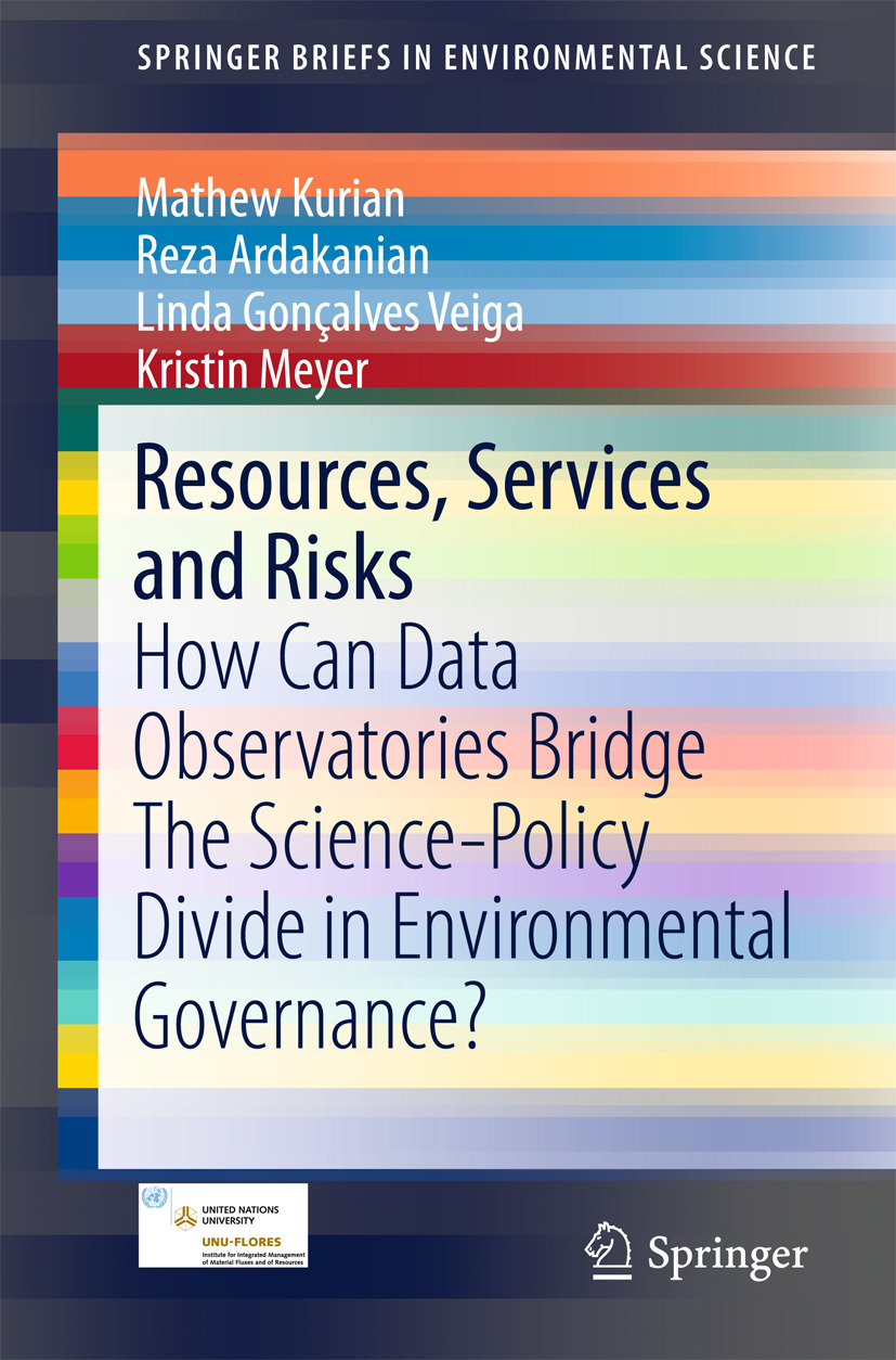 Ardakanian, Reza - Resources, Services and Risks, ebook