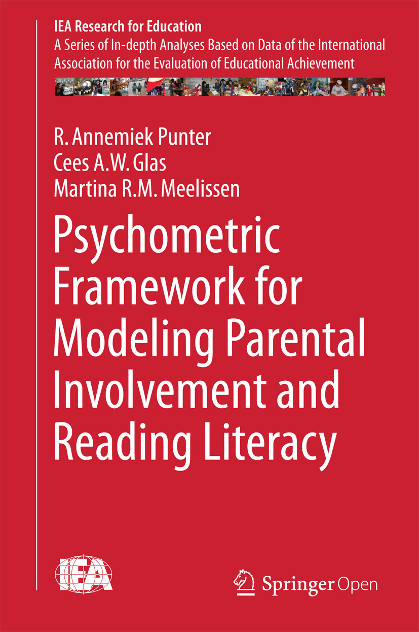 Glas, Cees A. W. - Psychometric Framework for Modeling Parental Involvement and Reading Literacy, ebook