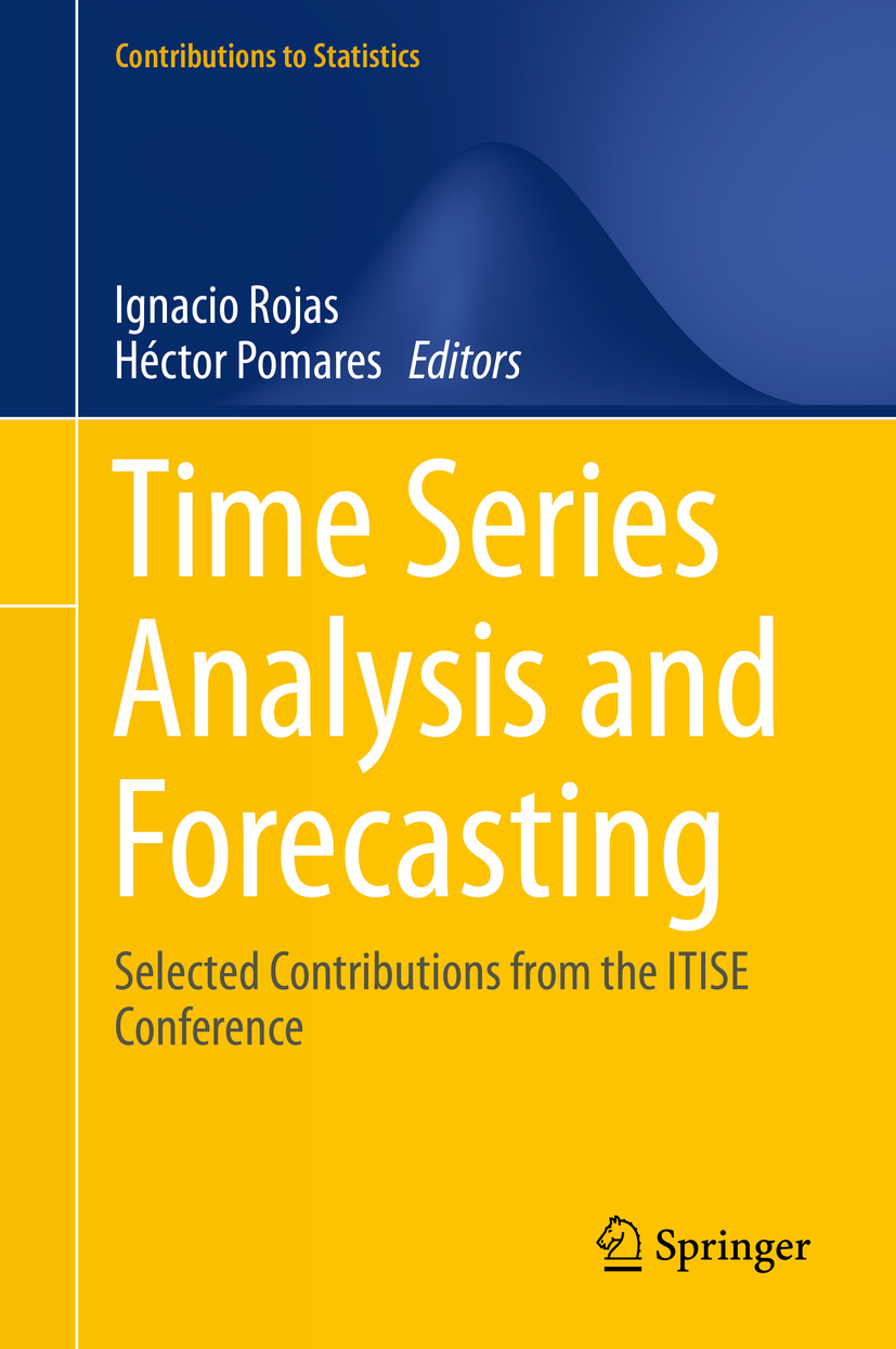 Pomares, Héctor - Time Series Analysis and Forecasting, ebook