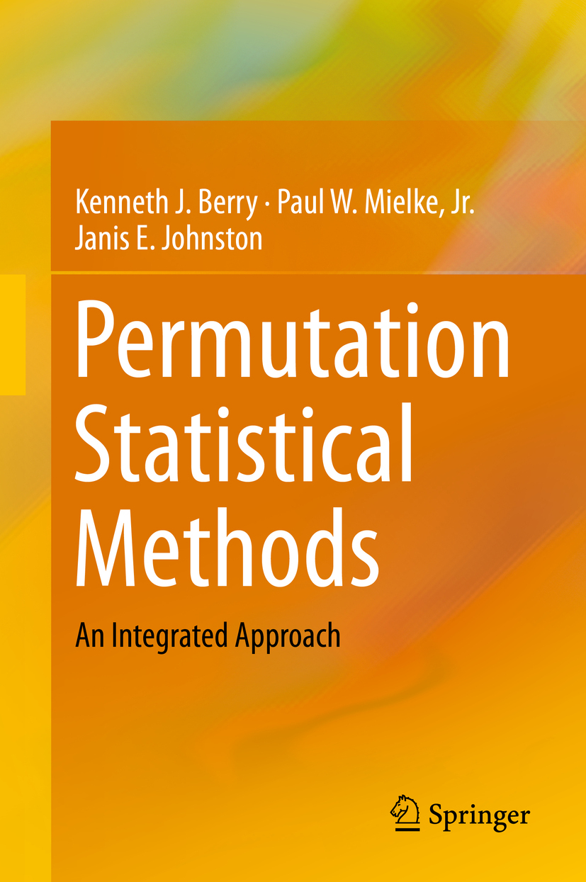 Berry, Kenneth J. - Permutation Statistical Methods, ebook