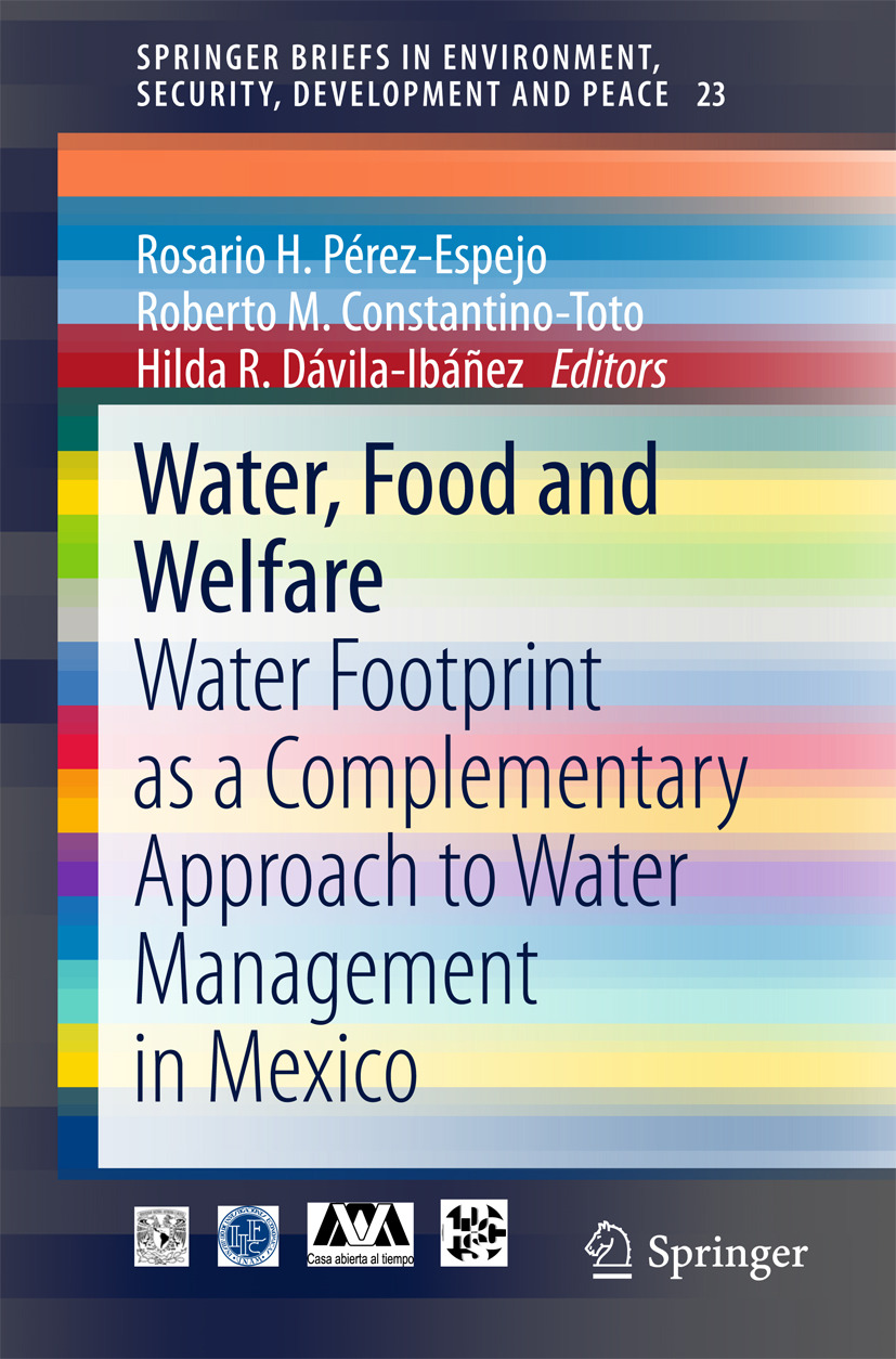 Constantino-Toto, Roberto M. - Water, Food and Welfare, ebook