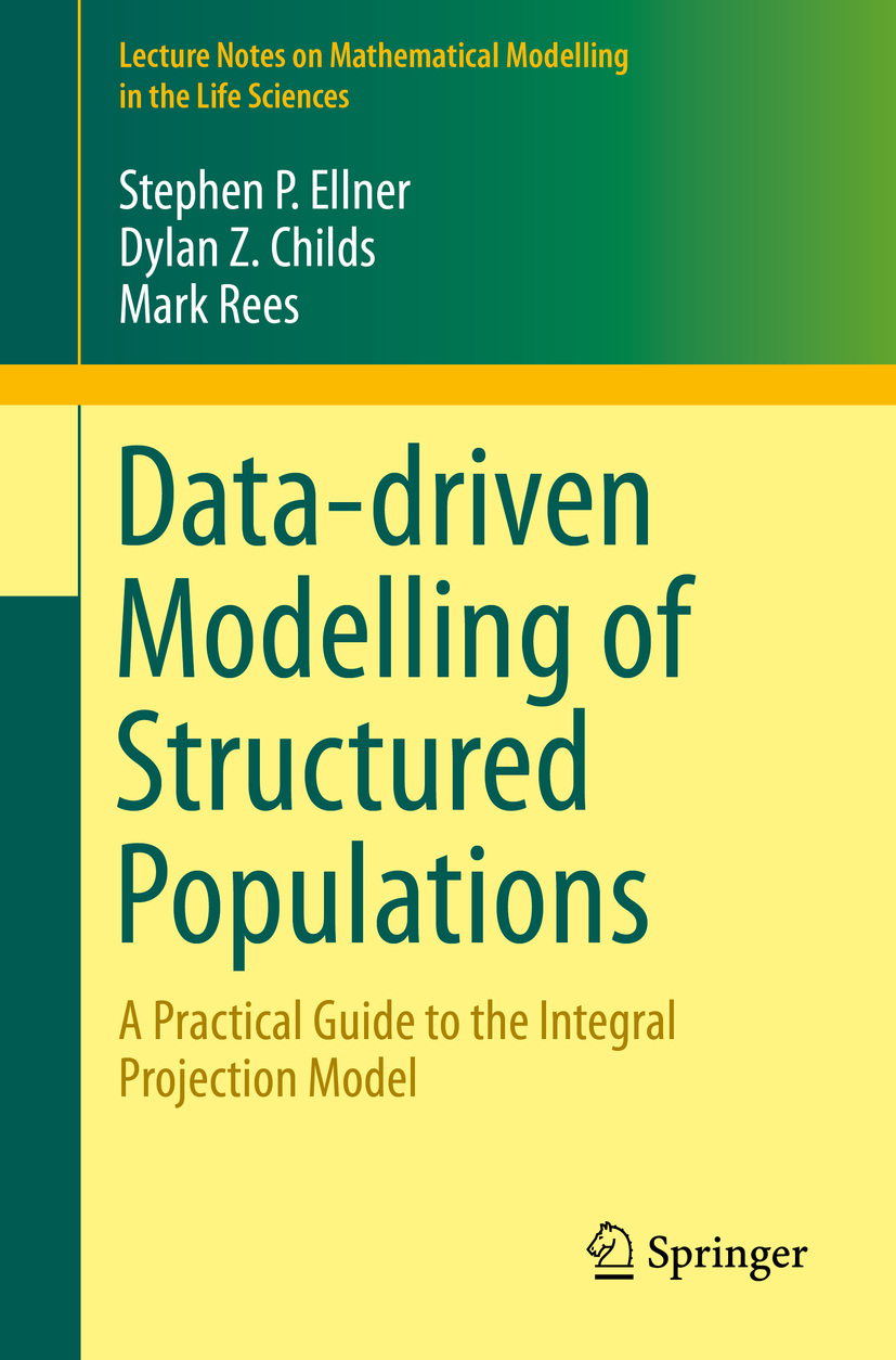 Childs, Dylan Z. - Data-driven Modelling of Structured Populations, ebook