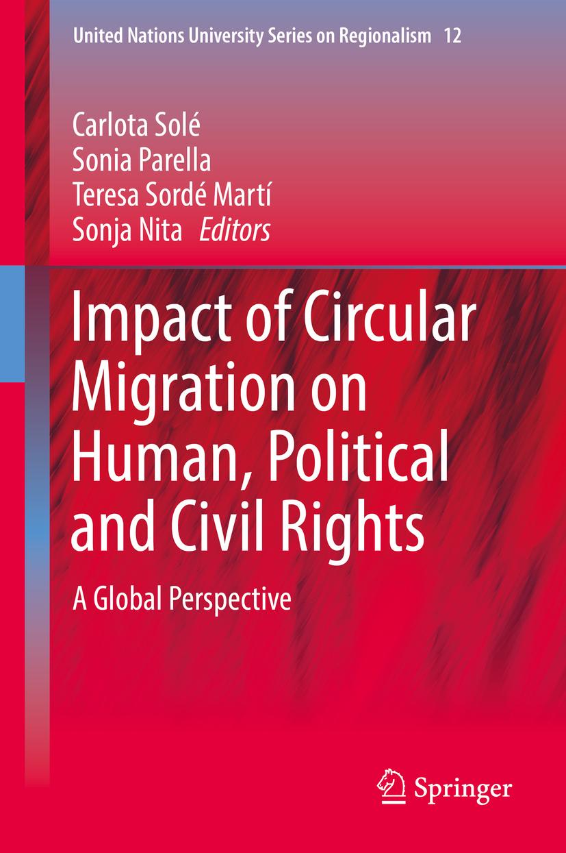 Martí, Teresa Sordé - Impact of Circular Migration on Human, Political and Civil Rights, ebook