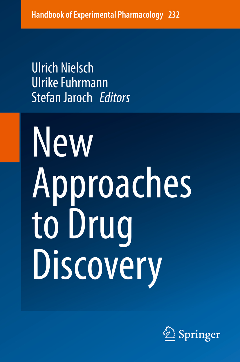 Fuhrmann, Ulrike - New Approaches to Drug Discovery, ebook