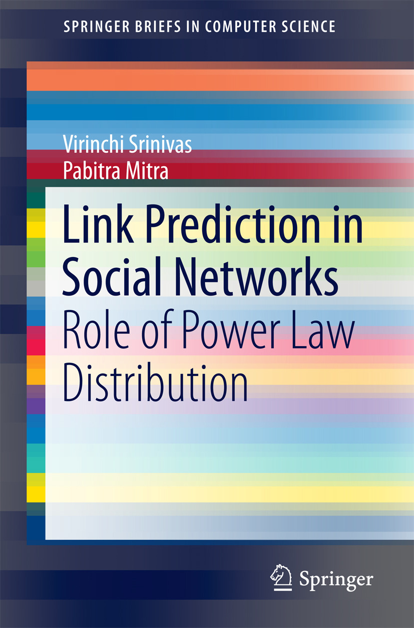 Mitra, Pabitra - Link Prediction in Social Networks, ebook