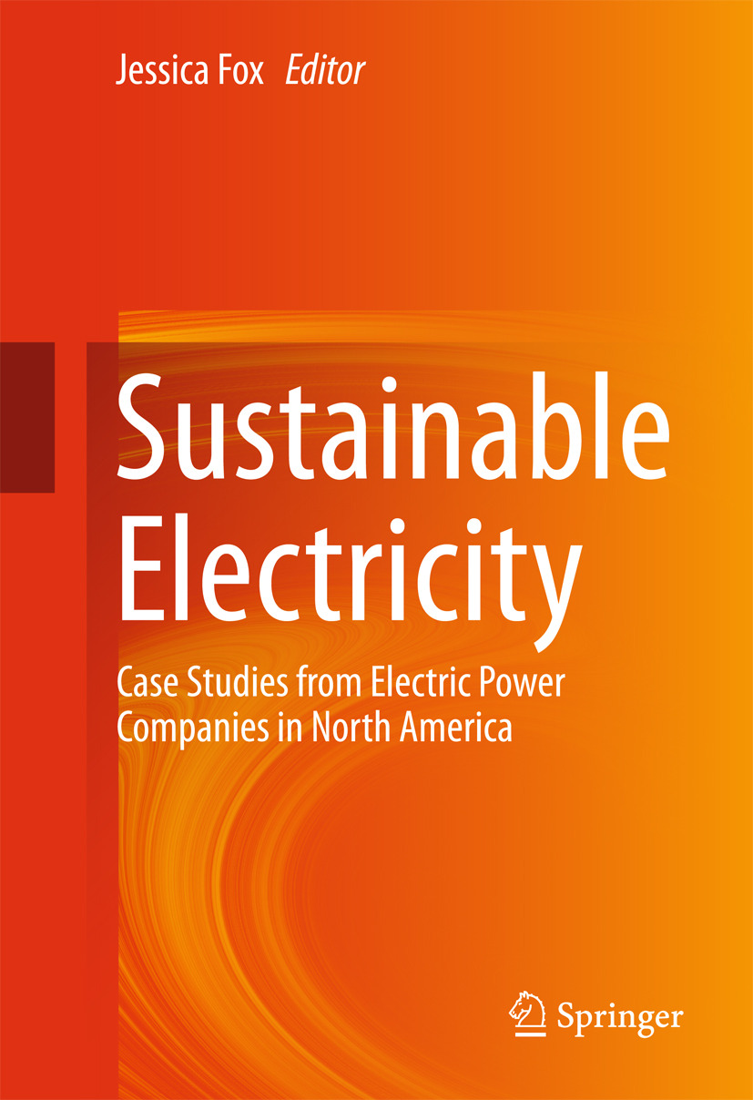 Fox, Jessica - Sustainable Electricity, ebook