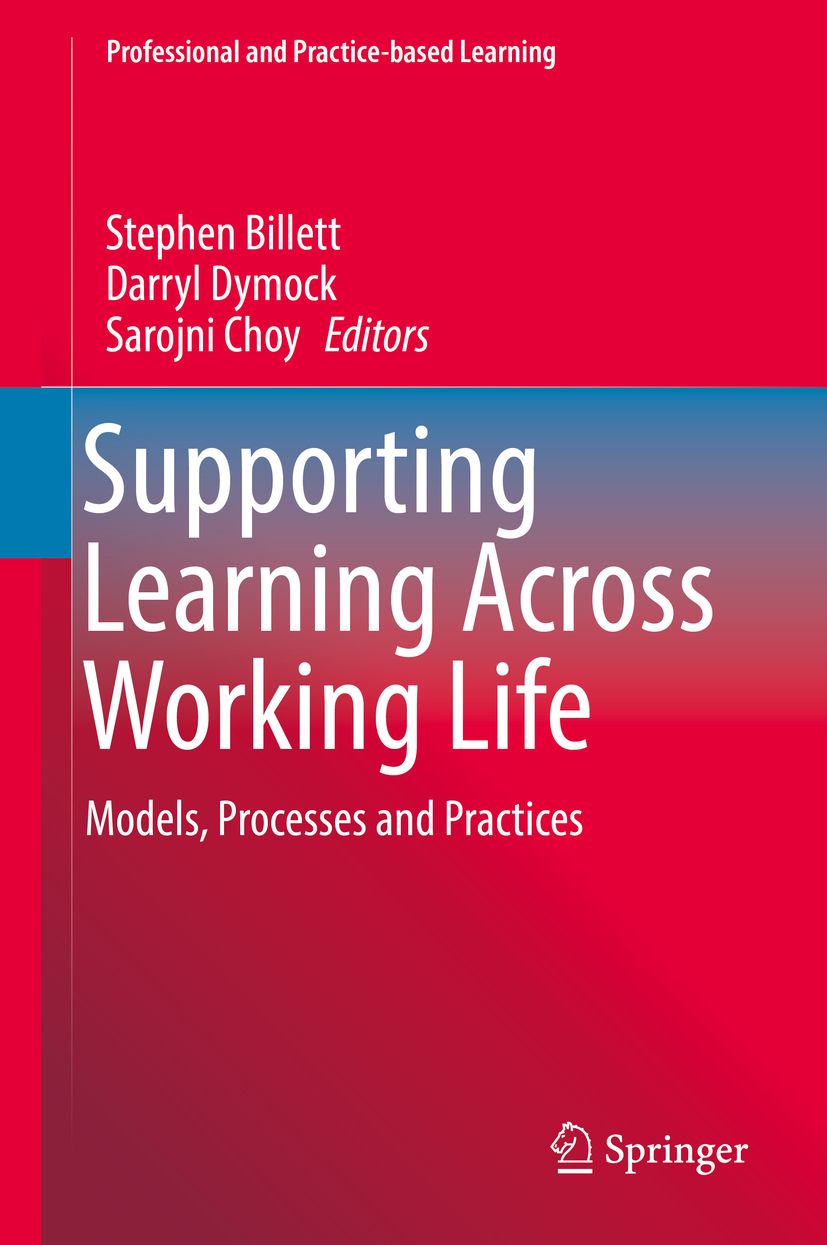 Billett, Stephen - Supporting Learning Across Working Life, ebook