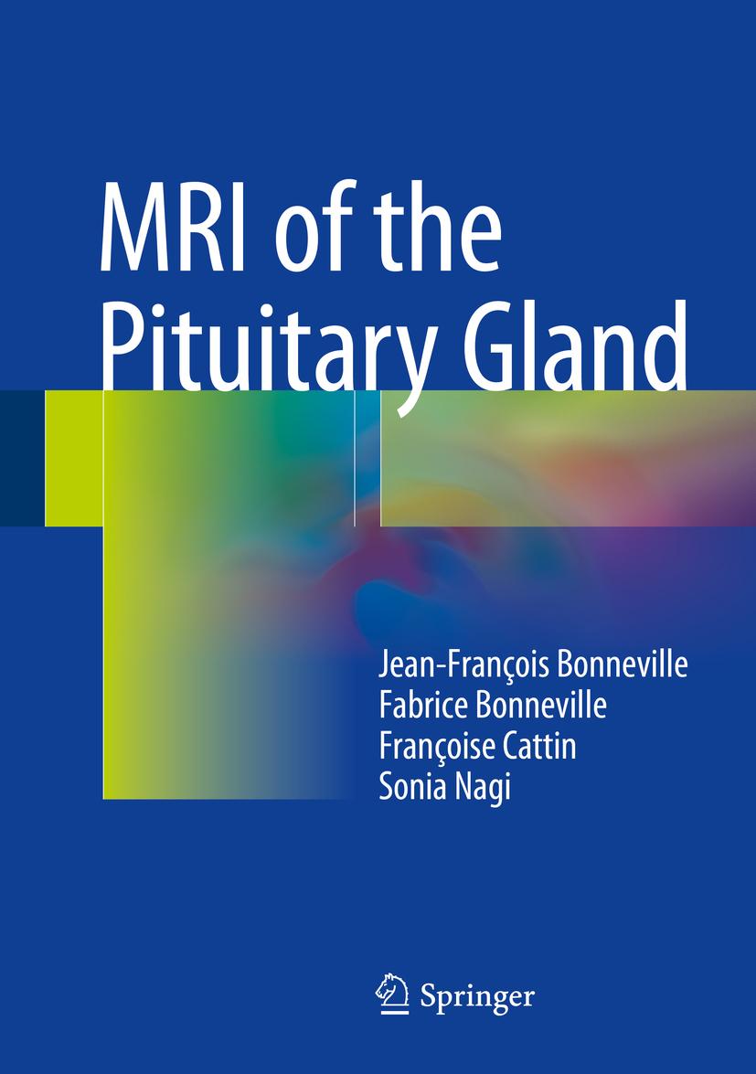 Bonneville, Fabrice - MRI of the Pituitary Gland, ebook