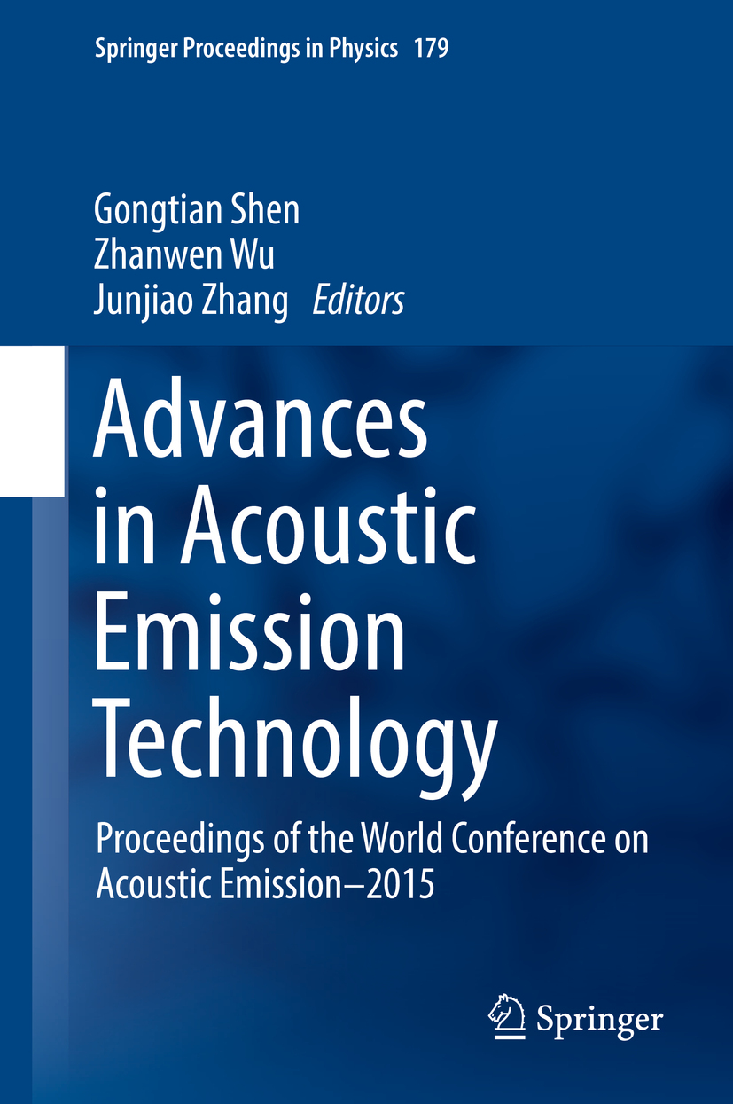 Shen, Gongtian - Advances in Acoustic Emission Technology, ebook