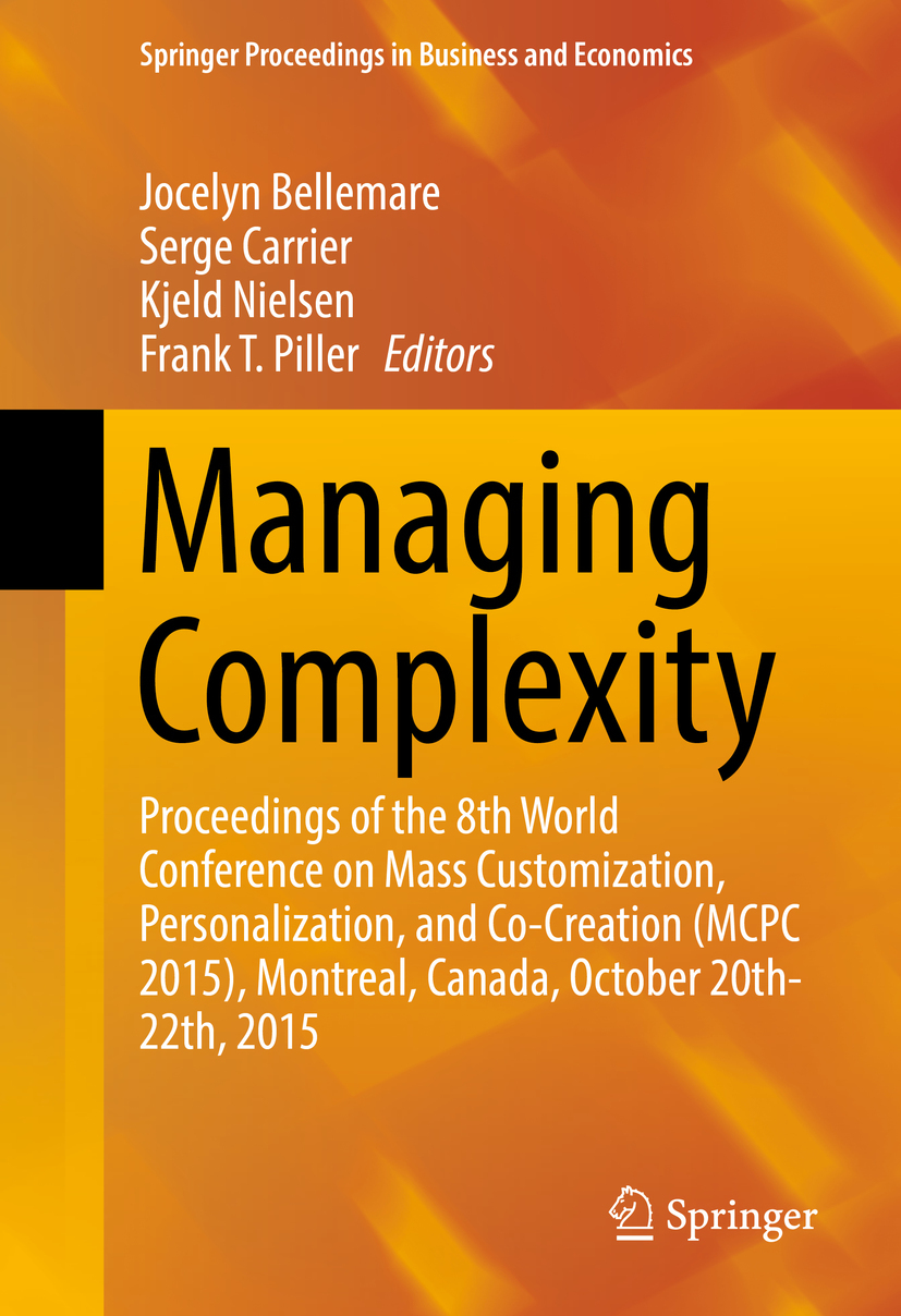 managing complexity in the face of Managing complexity in the face of uncertainty adaptive project framework: managing complexity in the , a breakthrough framework for adaptive project management from project management guru robert k wysocki for an increasing number of critical projects, traditional project.