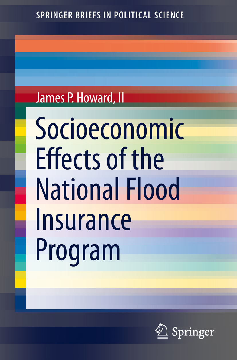 II, James P. Howard, - Socioeconomic Effects of the National Flood Insurance Program, ebook