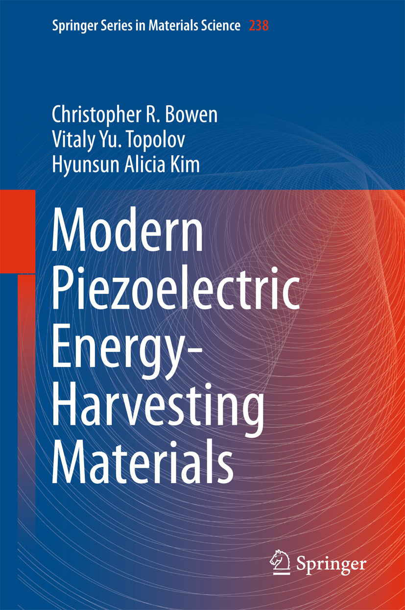 Bowen, Christopher R. - Modern Piezoelectric Energy-Harvesting Materials, ebook