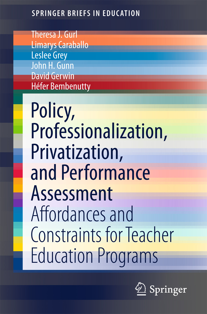 Bembenutty, Héfer - Policy, Professionalization, Privatization, and Performance Assessment, ebook