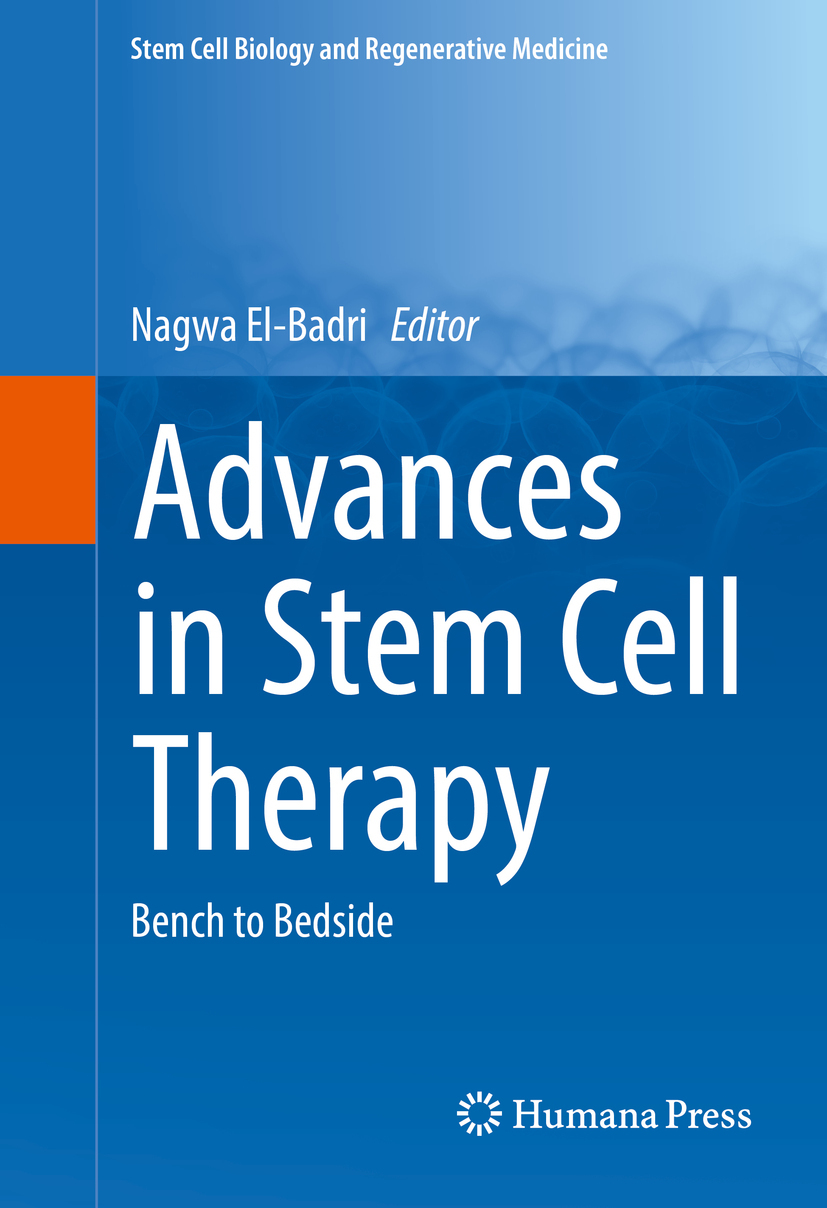 El-Badri, Nagwa - Advances in Stem Cell Therapy, ebook