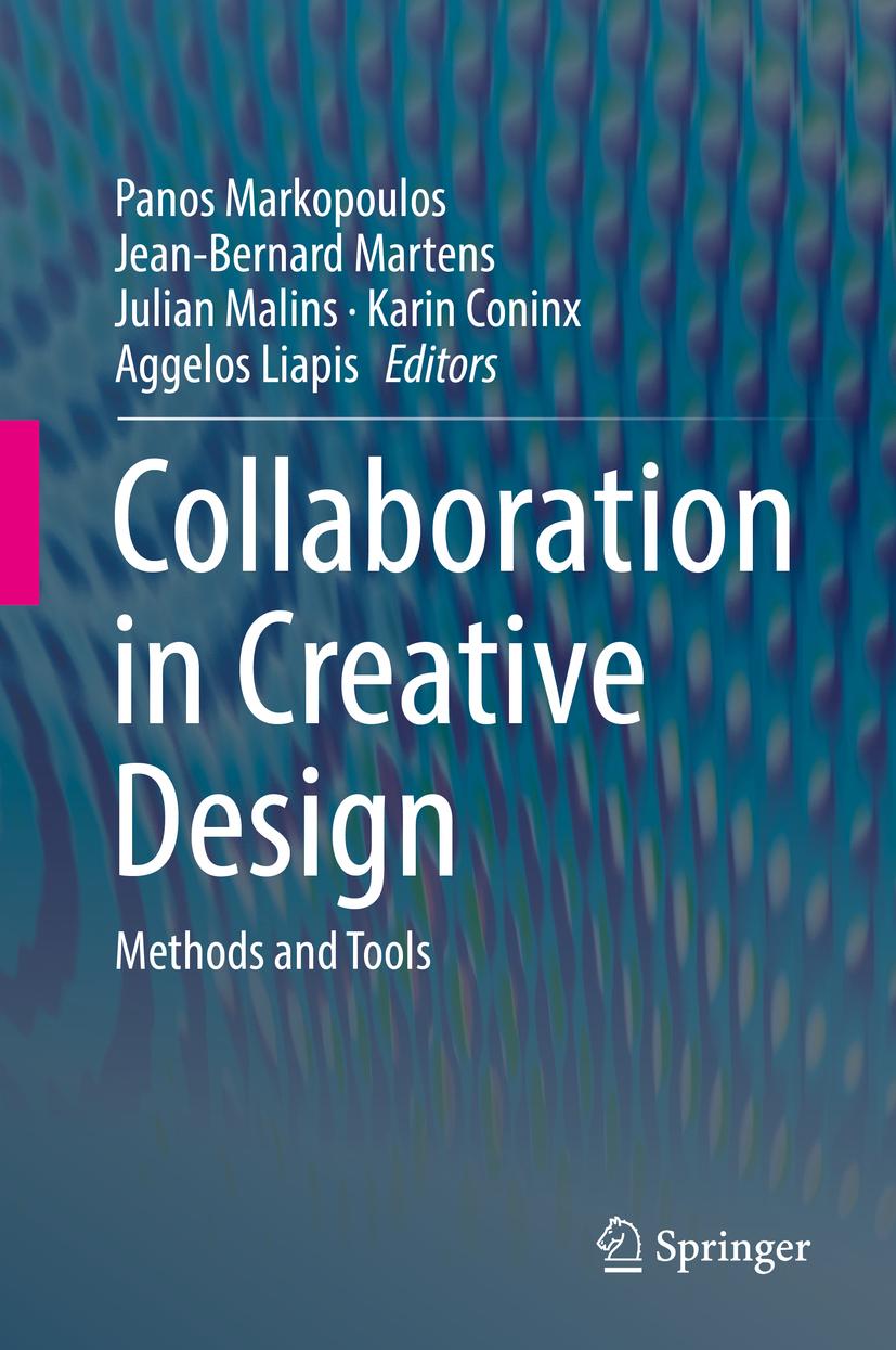 Coninx, Karin - Collaboration in Creative Design, ebook