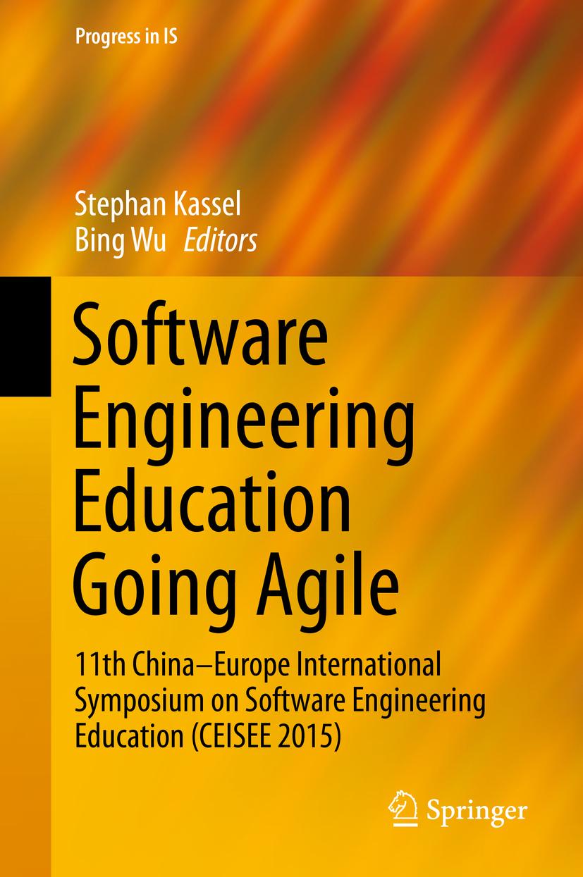 Kassel, Stephan - Software Engineering Education Going Agile, ebook