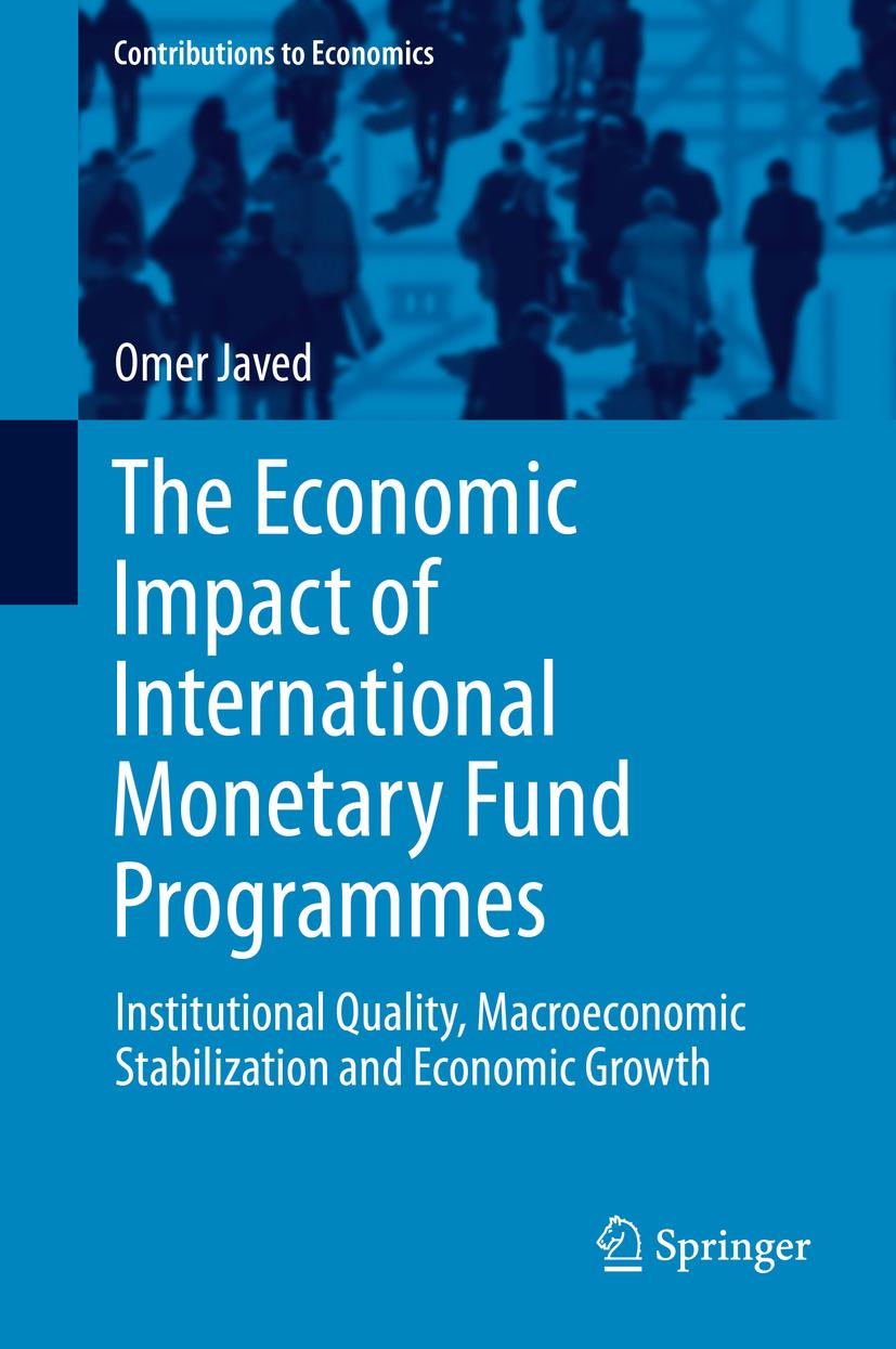 Javed, Omer - The Economic Impact of International Monetary Fund Programmes, ebook