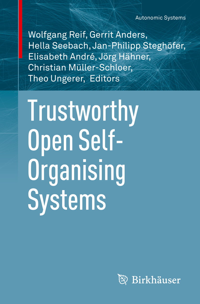 Anders, Gerrit - Trustworthy Open Self-Organising Systems, ebook