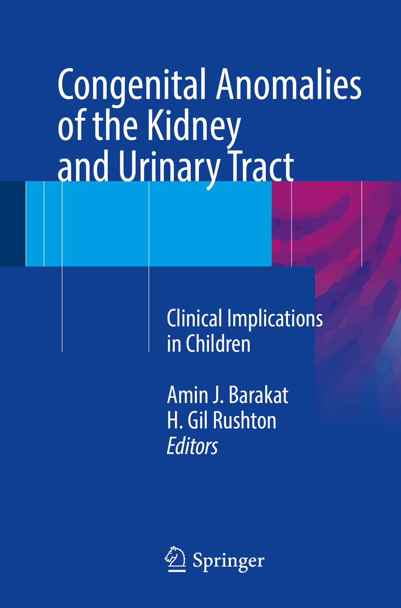 Barakat, Amin J. - Congenital Anomalies of the Kidney and Urinary Tract, e-kirja