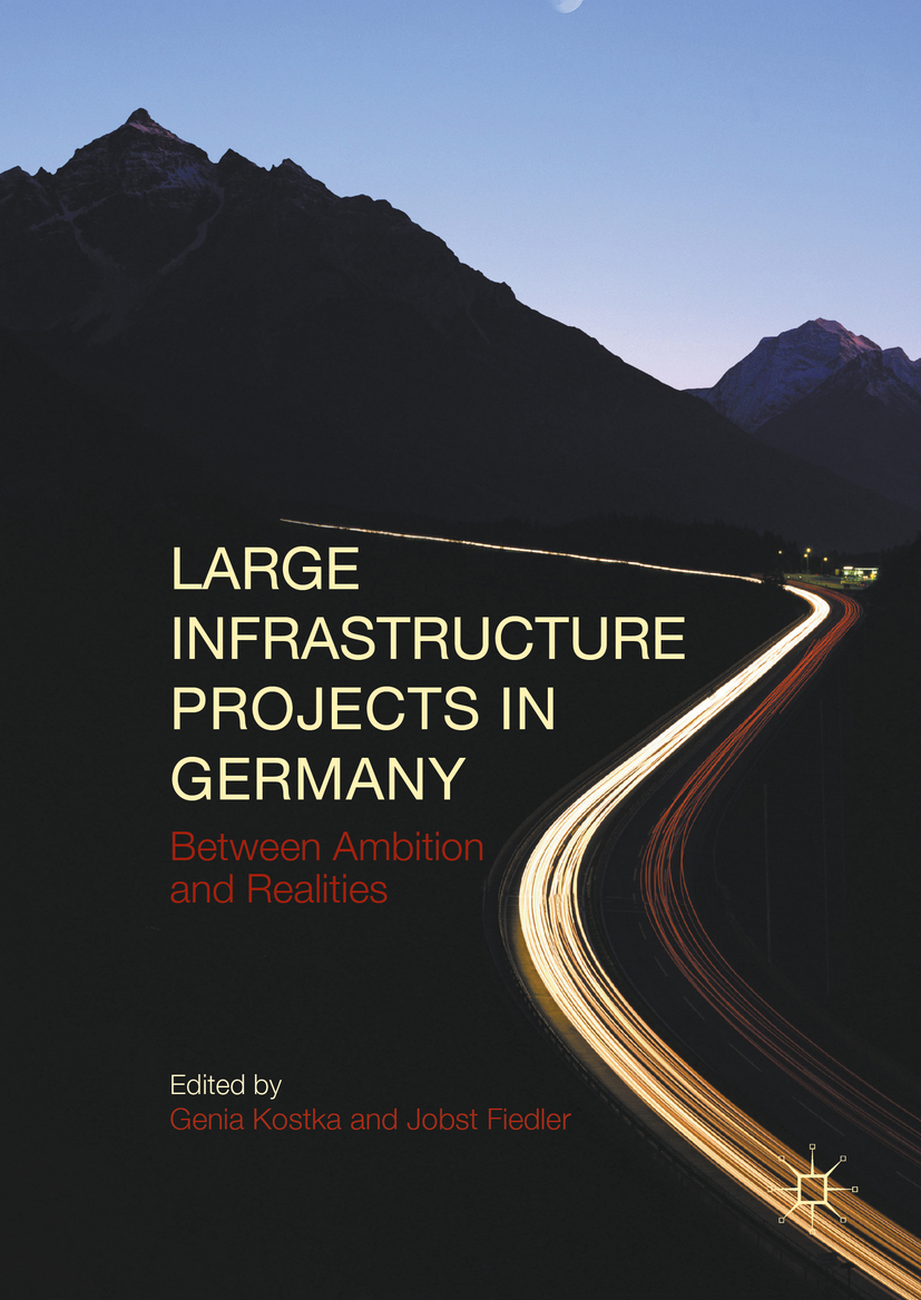 Fiedler, Jobst - Large Infrastructure Projects in Germany, e-bok