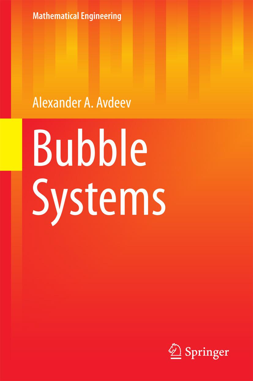 Avdeev, Alexander A. - Bubble Systems, ebook