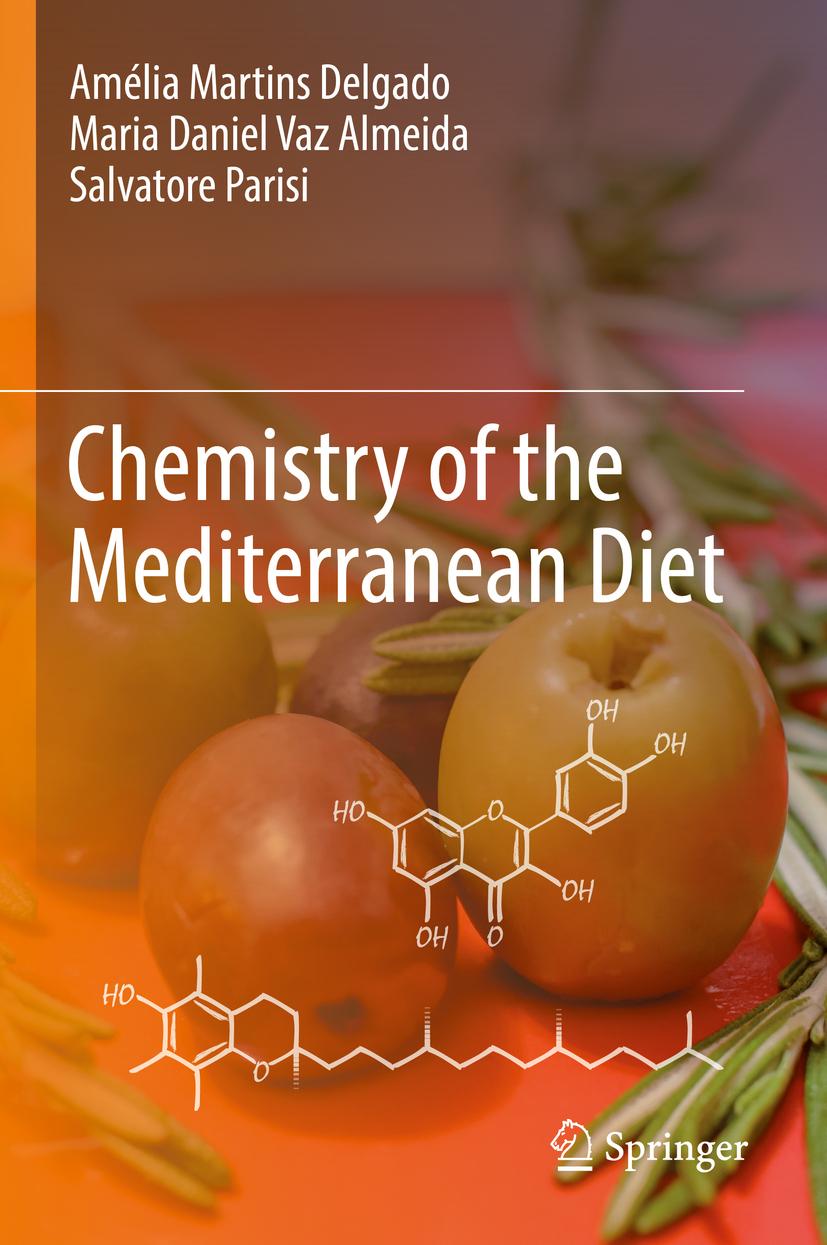 Almeida, Maria Daniel Vaz - Chemistry of the Mediterranean Diet, ebook