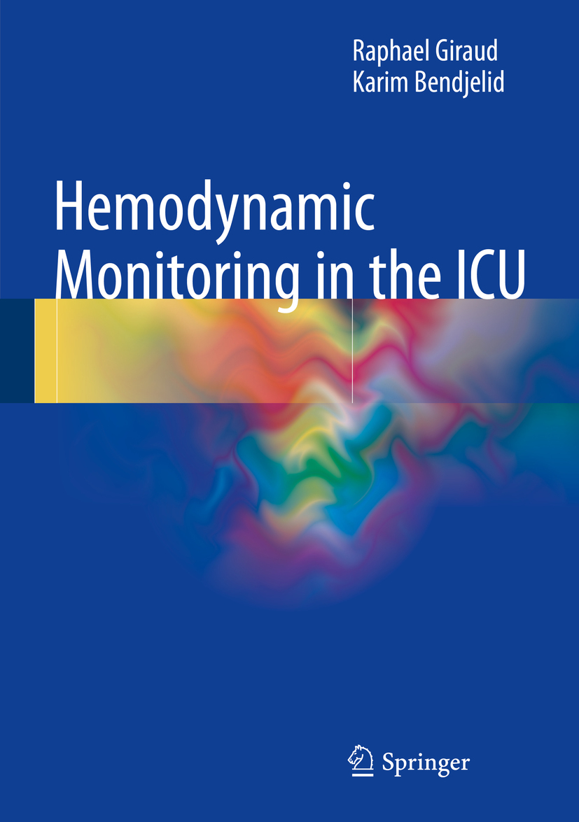 Bendjelid, Karim - Hemodynamic Monitoring in the ICU, ebook
