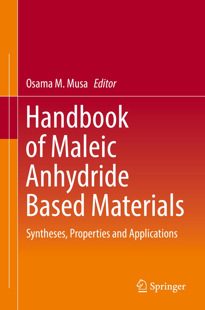 Musa, Osama M. - Handbook of Maleic Anhydride Based Materials, ebook