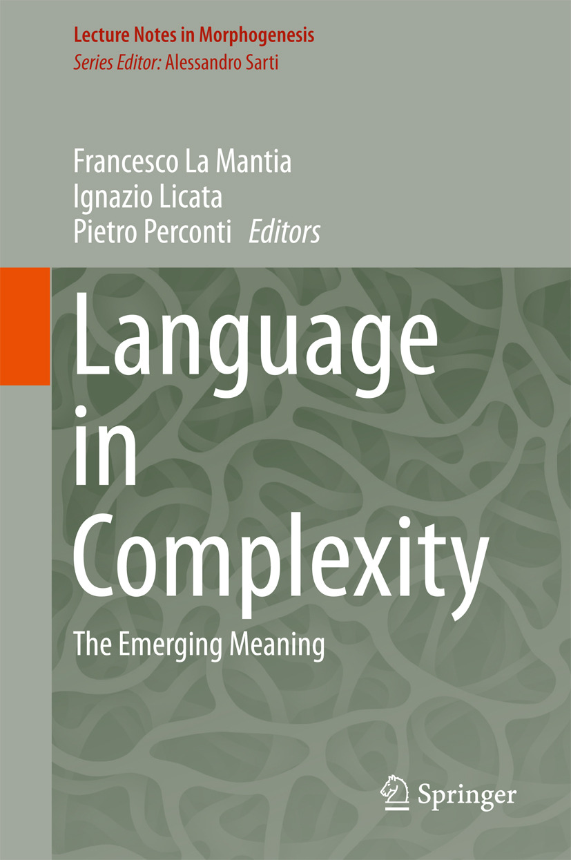 Licata, Ignazio - Language in Complexity, ebook