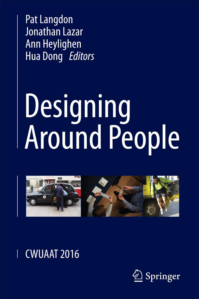 Dong, Hua - Designing Around People, ebook