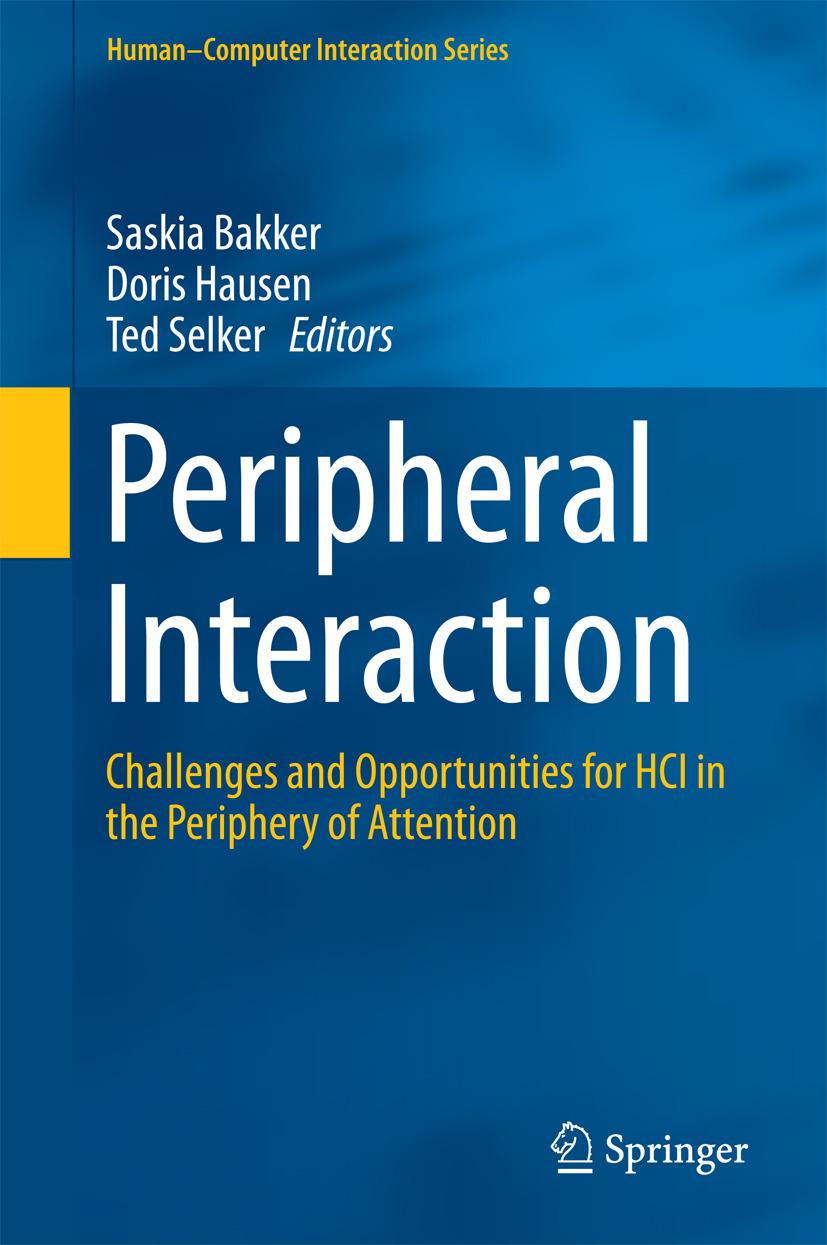 Bakker, Saskia - Peripheral Interaction, ebook