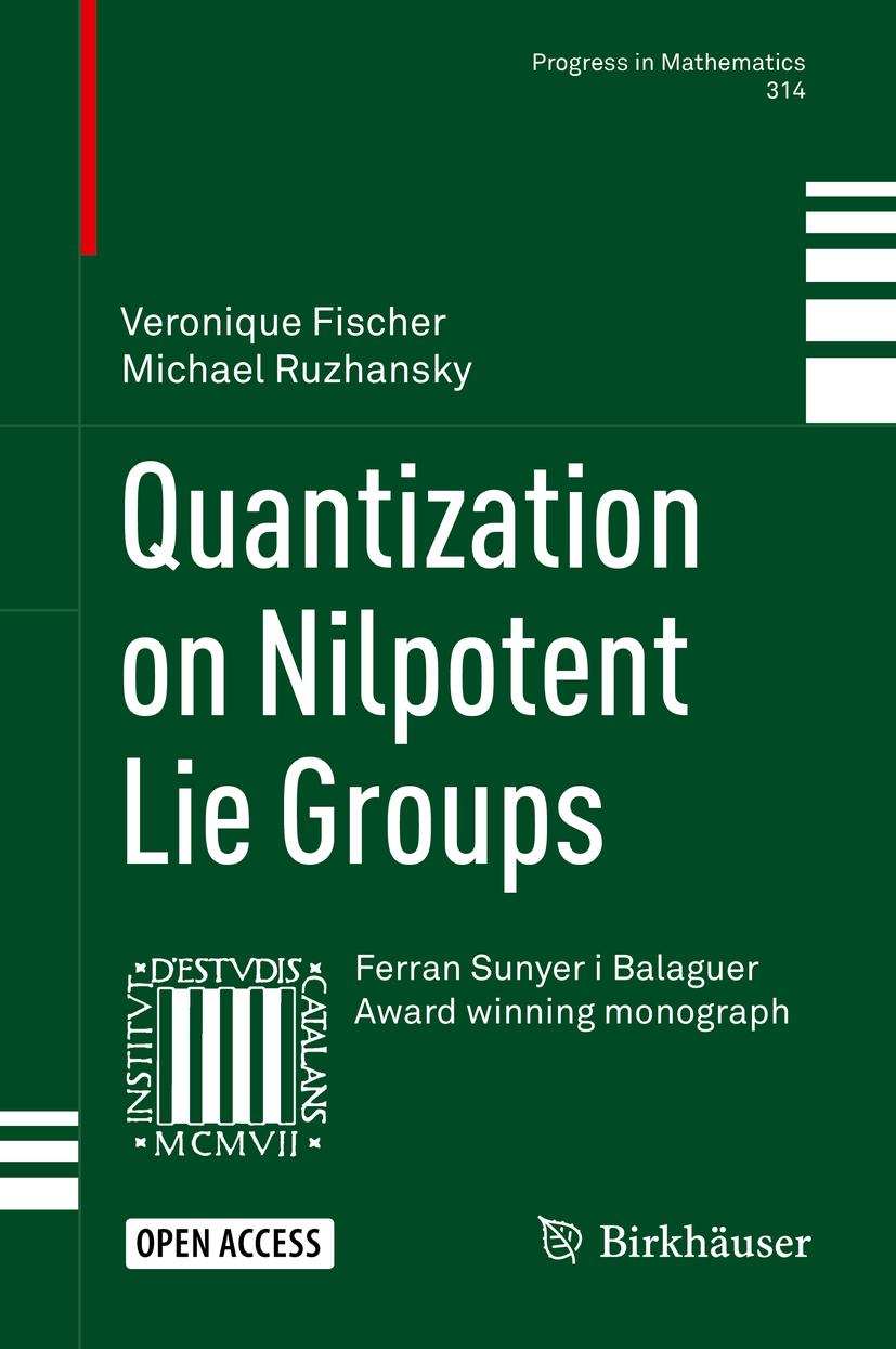 Fischer, Veronique - Quantization on Nilpotent Lie Groups, ebook