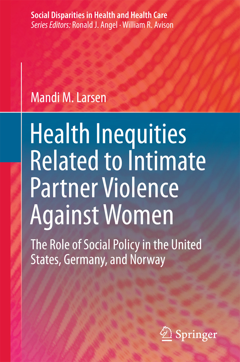Larsen, Mandi M. - Health Inequities Related to Intimate Partner Violence Against Women, ebook