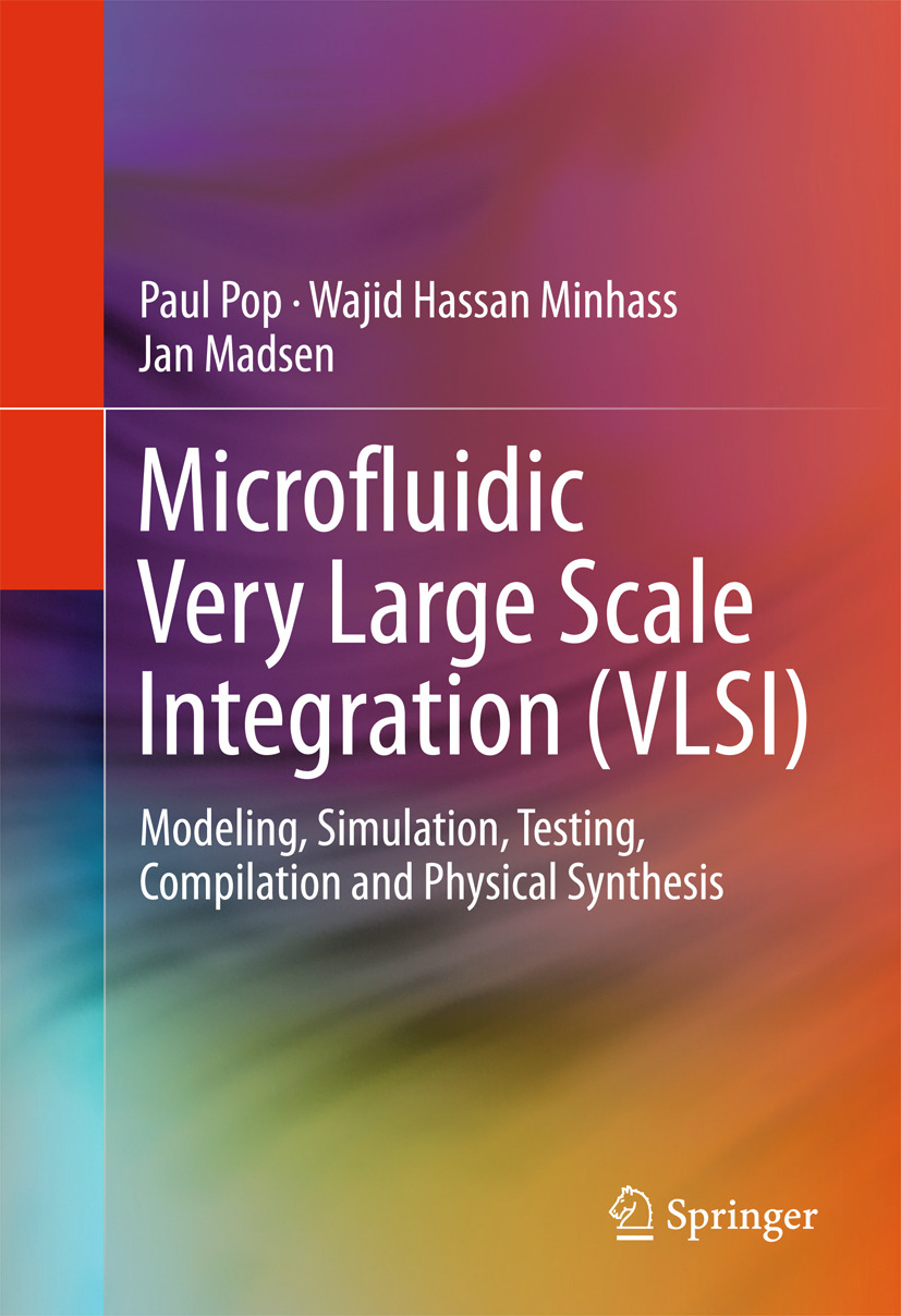Madsen, Jan - Microfluidic Very Large Scale Integration (VLSI), ebook