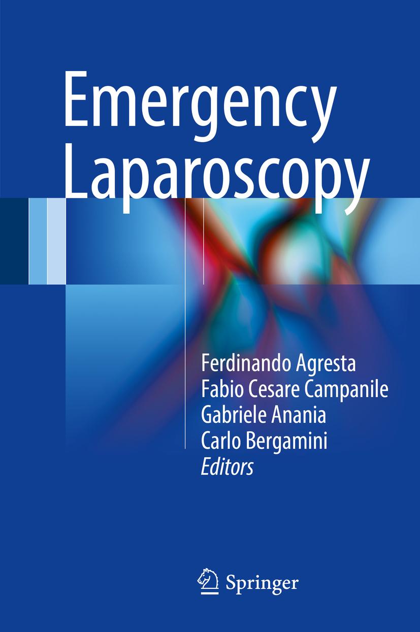 Agresta, Ferdinando - Emergency Laparoscopy, ebook