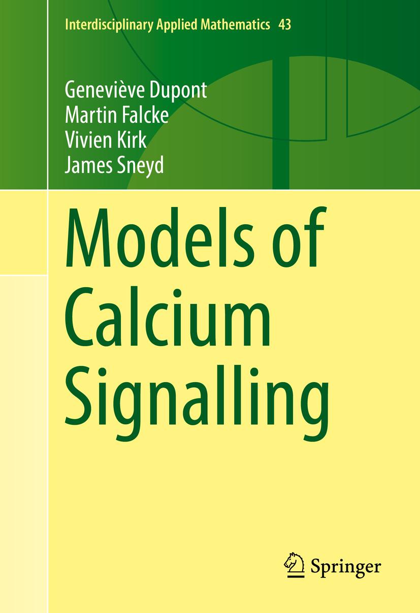 Dupont, Geneviève - Models of Calcium Signalling, ebook
